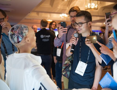 Endurance Italia presente al Cogx di Londra 11-12 Giugno 2018