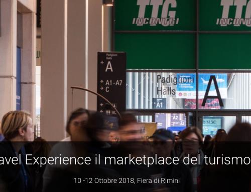 Endurance Italia presente al TTG di Rimini 11 Ottobre 2018