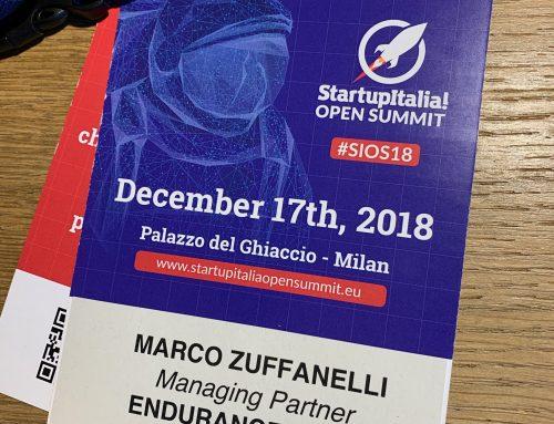 OpenSUMMIT 2018 – StartupItalia !